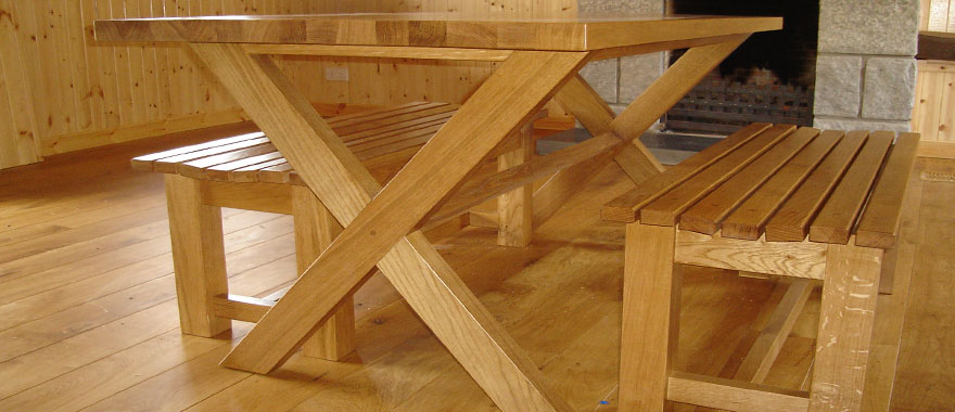 Mackintosh Manufacturing - Quality Bespoke Furniture